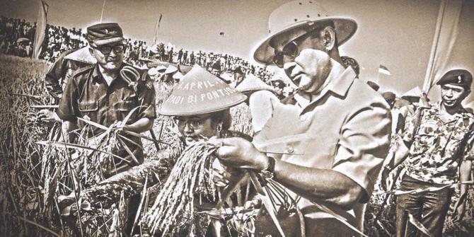 Sisa-Sisa Hegemoni Orba dalam Nasi – Fajar Martha
